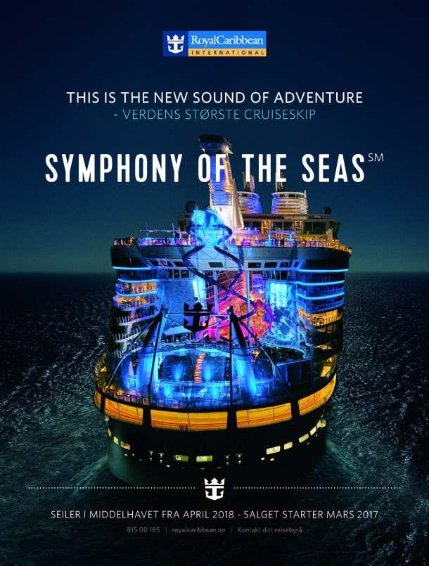 Royal Symphony annonse - NO