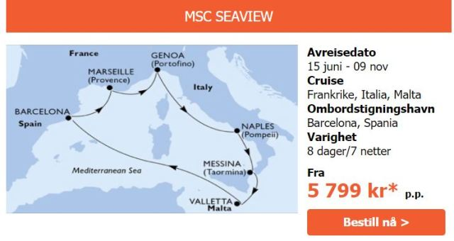 seaview msc